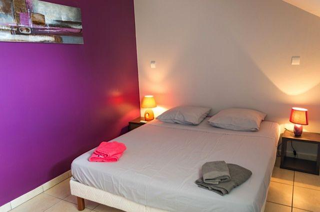 slaapkamer  Appartement 85760 Saint Leu