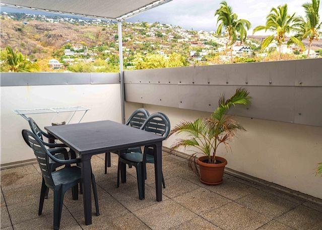 Terras  Appartement 85760 Saint Leu