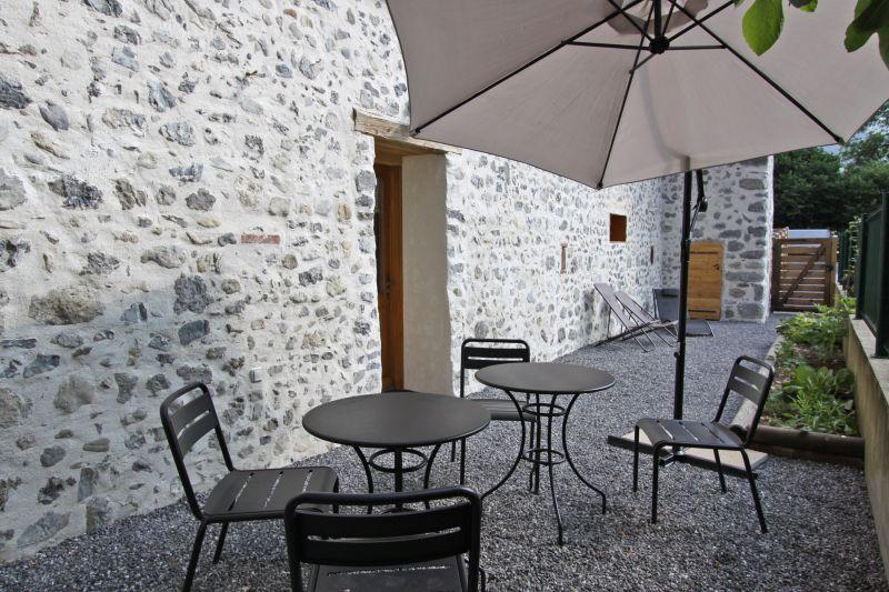 Binnenplaats  Vakantiehuis 101918 Annecy
