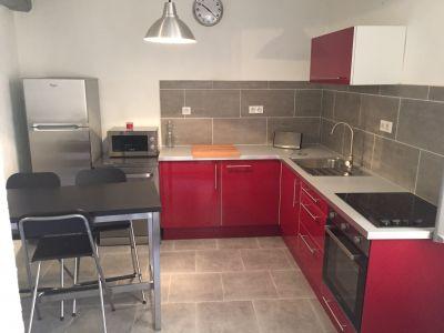 Gesloten keuken  Appartement 102759 Vaison la Romaine