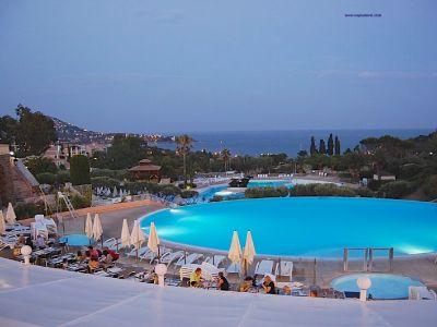 Zwembad  Appartement 107381 Saint Raphael