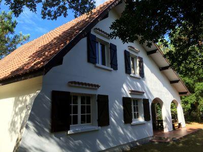 Woonkamer  Villa 109691 Moliets