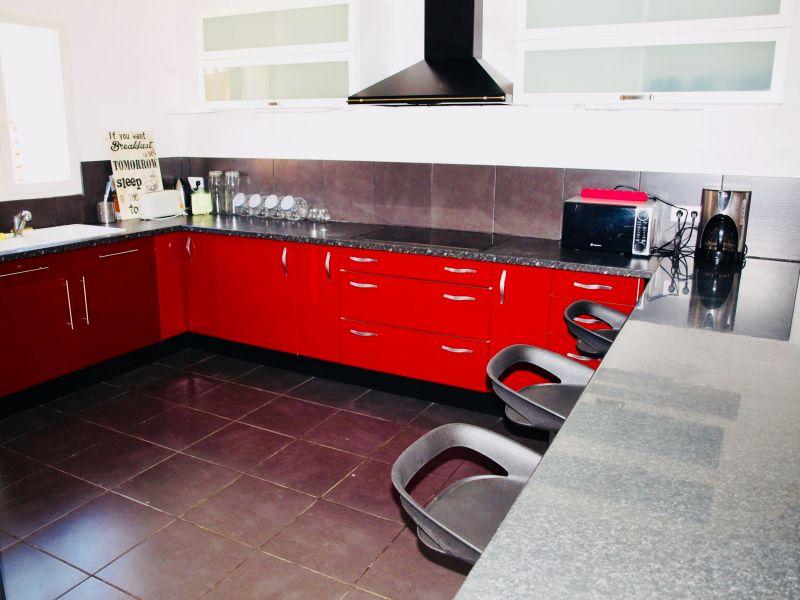 Gesloten keuken  Villa 112792 Sainte Maxime