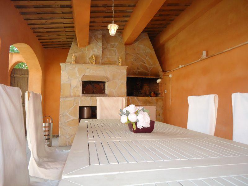 Binnenplaats  Villa 112792 Sainte Maxime