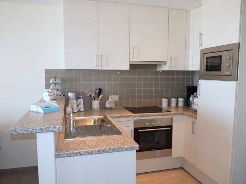 Open keuken  Appartement 115662 De Panne