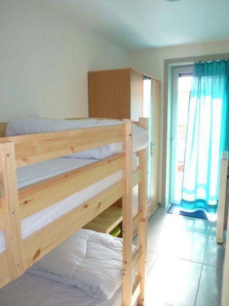 slaapkamer 2  Appartement 115662 De Panne