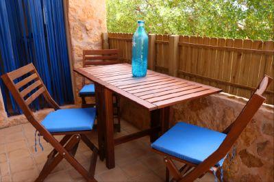 Terras  Appartement 116358 Formentera