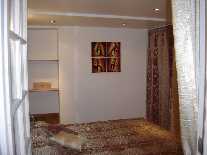 slaapkamer 1  Vakantiehuis 94014 Annecy