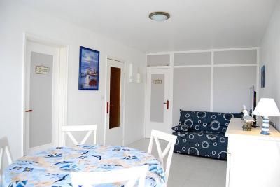 Eetkamer  Appartement 98720 Cabourg