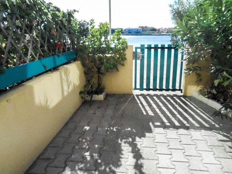 Binnenplaats  Appartement 112146 Le Barcares