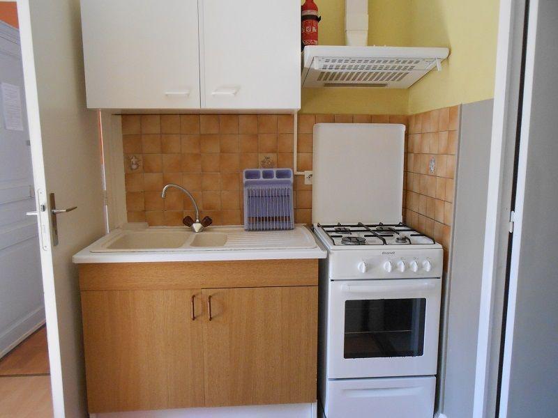 Keukenhoek  Appartement 115202 La Bourboule