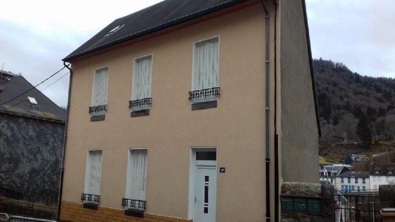 Het aanzicht van de woning  Appartement 115202 La Bourboule
