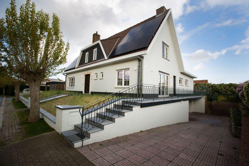 Het aanzicht van de woning  Villa 116736 Koksijde