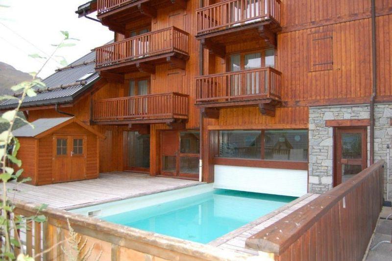Zwembad  Appartement 117722 Valloire