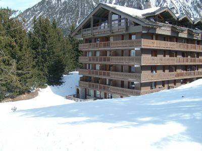Het aanzicht van de woning  Appartement 80359 Courchevel