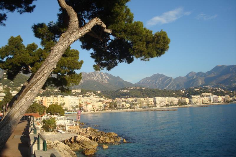 Zicht op de omgeving  Appartement 81034 Roquebrune Cap Martin