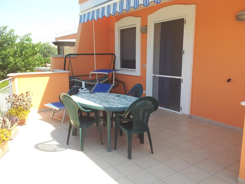 Ingang  Appartement 81636 Porto Cesareo
