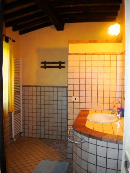 badkamer 1  Huis 87280 Cortona