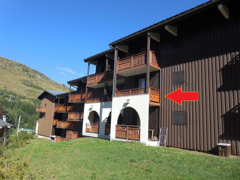 Tuin  Studio 100442 Les 2 Alpes