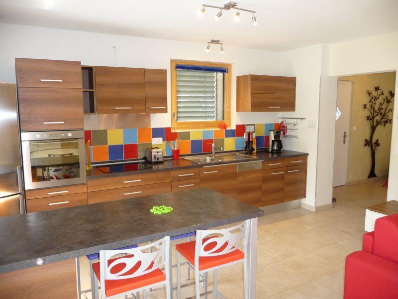 Open keuken  Appartement 106719 Evian les Bains
