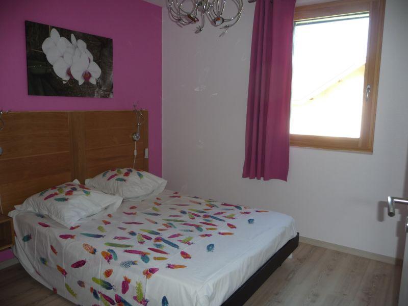 slaapkamer 1  Appartement 106719 Evian les Bains