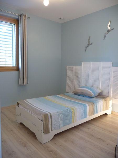 slaapkamer 2  Appartement 106719 Evian les Bains
