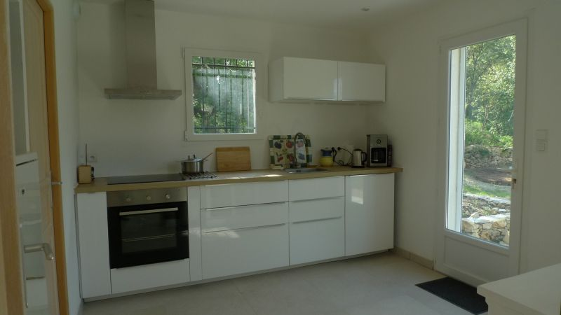 Gesloten keuken  Villa 115618 Lorgues