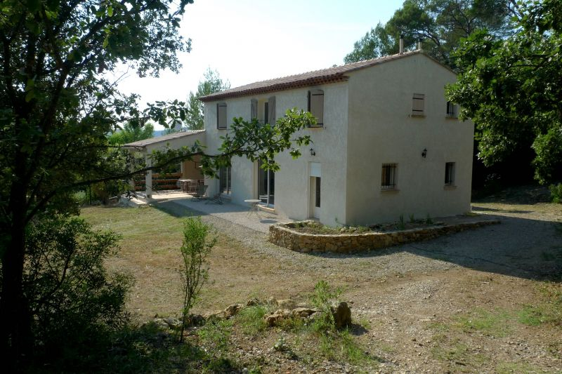 Het aanzicht van de woning  Villa 115618 Lorgues