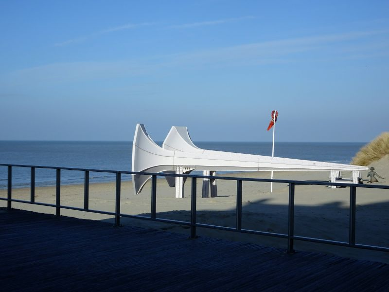 Strand  Bungalow 91436 Middelkerke