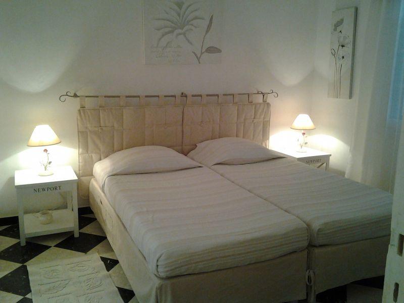 slaapkamer  Appartement 93460 Saint Tropez