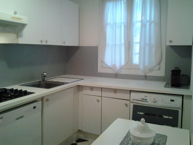 Gesloten keuken  Appartement 93460 Saint Tropez