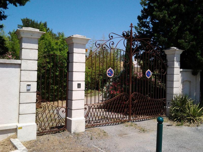 Ingang  Appartement 93460 Saint Tropez