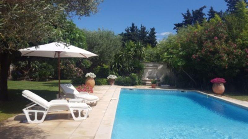 Zwembad  Appartement 93460 Saint Tropez