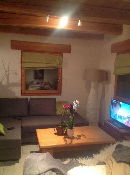 Woonkamer  Appartement 100869 Montgenevre