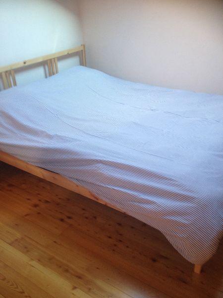 slaapkamer 2  Appartement 100869 Montgenevre