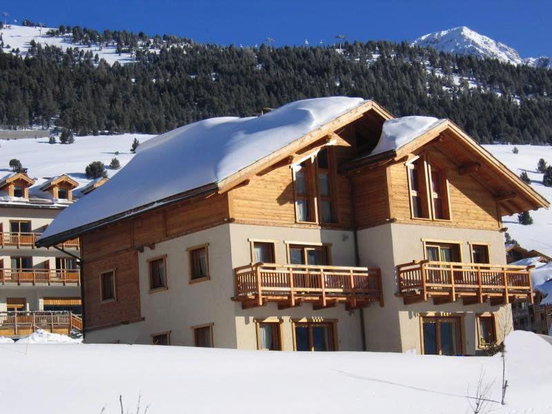 Het aanzicht van de woning  Appartement 100869 Montgenevre