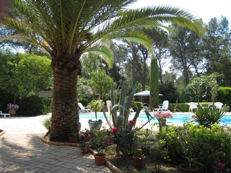 Uitzicht vanaf de woning  Villa 103900 Saint Raphael