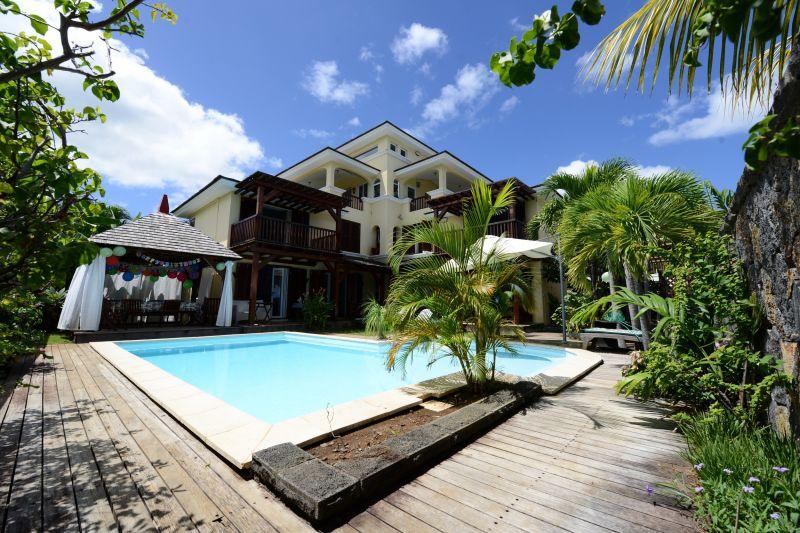 Het aanzicht van de woning  Villa 105203 Tamarin