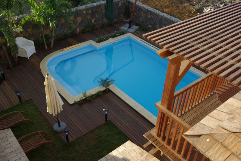 Zwembad  Villa 105203 Tamarin