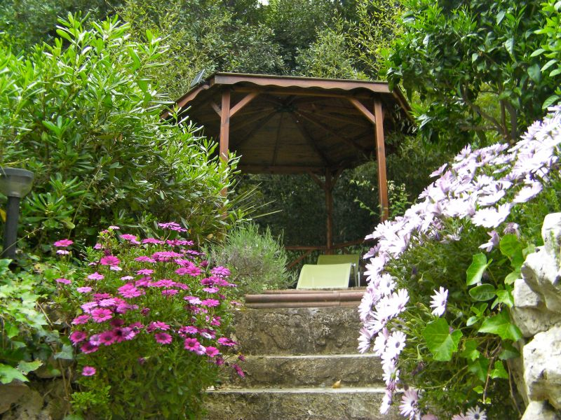Tuin  Appartement 106323 Antibes