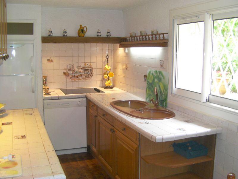 Gesloten keuken  Appartement 106323 Antibes