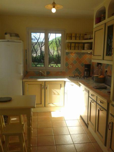 Gesloten keuken  Villa 113482 Vence