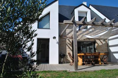 Terras  Huis 74855 Quiberon
