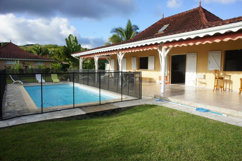 Het aanzicht van de woning  Villa 75109 Le Diamant
