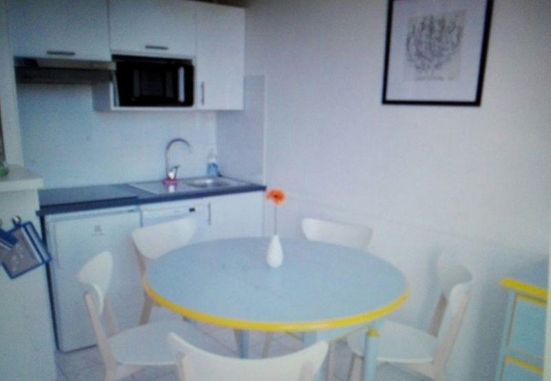 Open keuken  Appartement 81402 La Couarde-sur-Mer