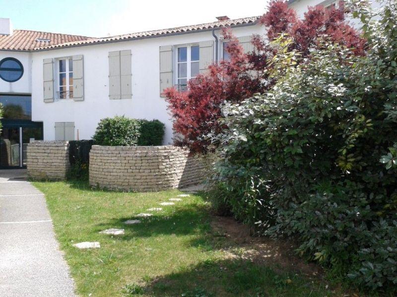 Uitzicht vanaf de woning  Appartement 81402 La Couarde-sur-Mer