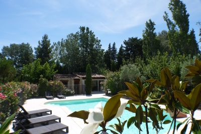 Zwembad  Villa 103227 Villeneuve lez Avignon