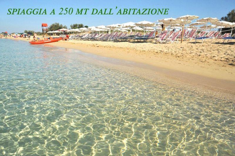 Strand  Villa 114625 Pescoluse