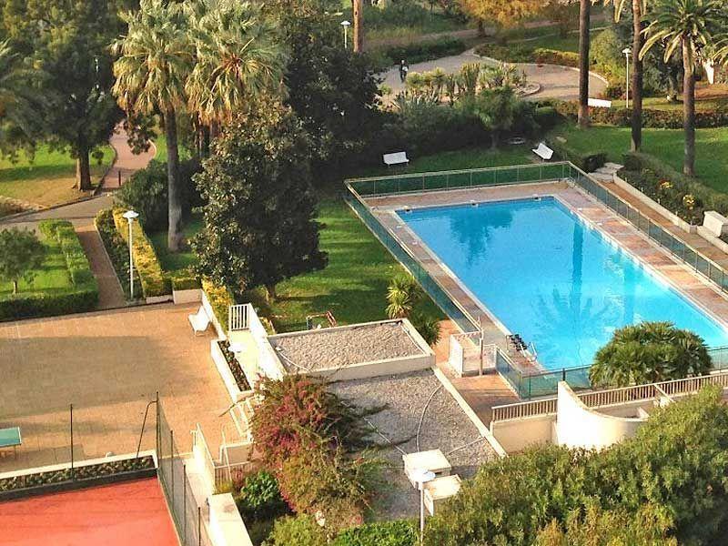 Zwembad  Appartement 115721 Juan les Pins