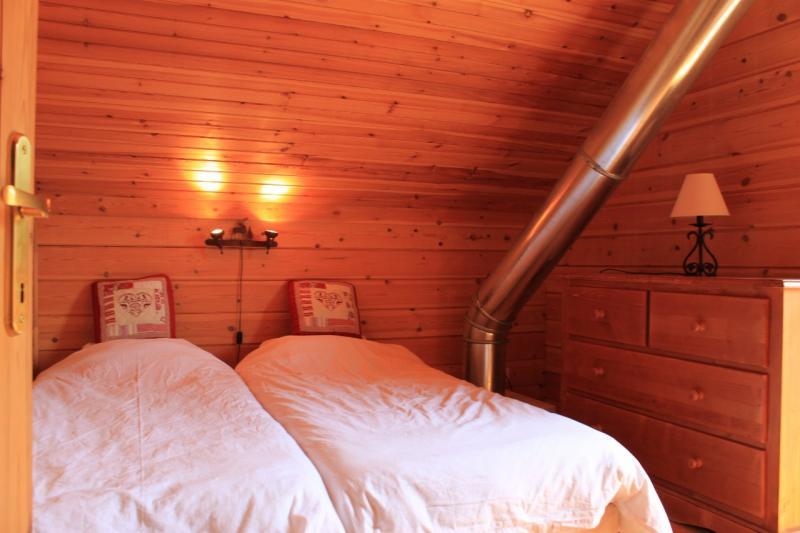 slaapkamer 2  Chalet 69489 La joue du Loup